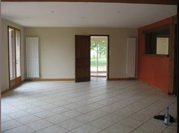 Appartager FR - Maison 190m² en colocation - Sallebœuf, Sallebœuf - 320 € /Mois