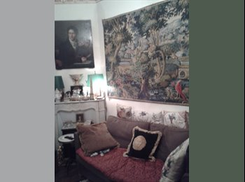 Nice Room old parisian building propose chambre dans F4...