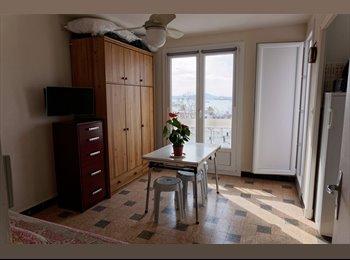 Appartager FR - LOUE STUDIO MEUBLE ETUDIANT - Toulon, Toulon - 450 € /Mois