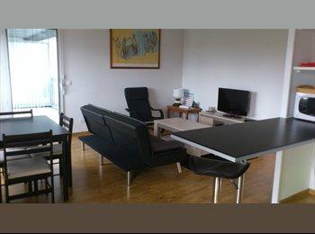 Appartager FR - Colocation 68 M2 meublé équipé terrasse loggia parking - Bègles, Bordeaux - 700 € /Mois