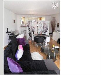 Location chambre dans grand appartement