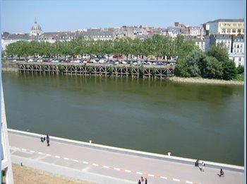 Appartager FR - Colocation - Île de Nantes, Nantes - 440 € /Mois