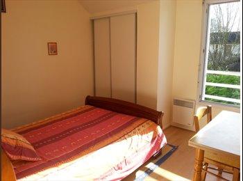 Appartager FR - Chambre meublée chez l'habitant - Nantes-Erdre, Nantes - 350 € /Mois