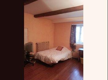 Appartager FR - Chambre tout confort dans grande maison proche Metz - Longeville-lès-Metz, Metz - 350 € /Mois