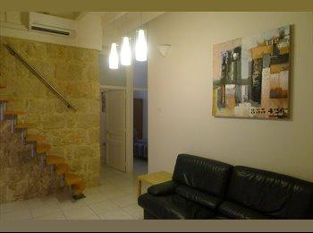 Appartager FR - Appart loft 2 ch 53 m2 meublé en colocation étudiante - Cœur de Ville, Nice - 450 € /Mois
