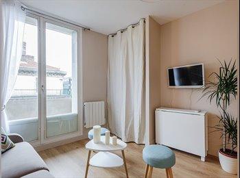 Appartager FR -  Rue Paul Bert chambre simple à louer Lyon-Part Dieu - 3ème Arrondissement, Lyon - 450 € /Mois