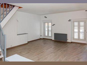 Appartager FR - joli duplex 90m2 au centre de Longjumeau 500m de la gare - Longjumeau, Paris - Ile De France - 500 € /Mois