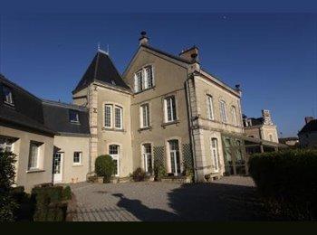 Appartager FR - LOUE CHAMBRE MEUBLEE DANS MAISON DE MAITRE - Alençon, Alençon - 400 € /Mois