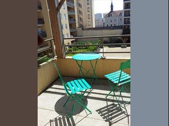 Appartager FR - 69100 PROCHE DOUA RESTE 1CHAMBRE AVEC SDB PRIVEE - Villeurbanne, Lyon - 500 € /Mois