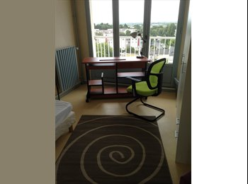 Appartager FR - 3 CHAMBRES IDEALES A LOUER, Rennes - 400 € /Mois