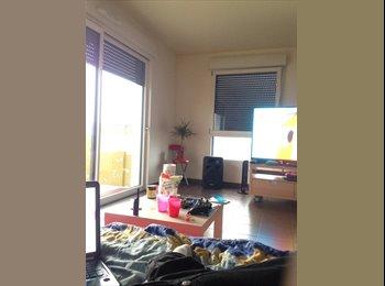 Appartager FR - belle chanbre dans imeuble securiser champigny sur marne  - Champigny-sur-Marne, Paris - Ile De France - 400 € /Mois