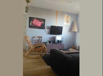 Appartager FR - 1 bedroom  AVAILABLE  /  1 CHAMBRE MEUBLÉE, Nantes - 450 € /Mois
