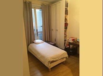 Appartager FR - COLOCATION DANS STUDIO TERNES PARIS 17eme - 17ème Arrondissement, Paris - Ile De France - 250 € /Mois