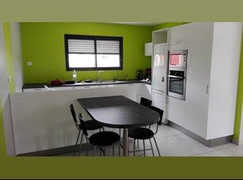 Appartager FR - Colocation maison st léger sous cholet - Cholet, Angers - 250 € /Mois