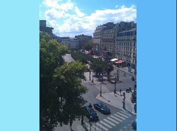 Appartager FR - Place de Clichy - bel appartement haussmannien lumineux de 90 m2 - 18ème Arrondissement, Paris - Ile De France - 775 € /Mois
