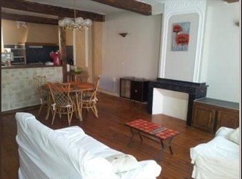 Appartager FR - Appartement T3 meublé avec garage - Cuxac-d'Aude, Cuxac-d'Aude - 630 € /Mois