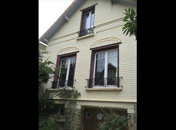 Appartager FR - maison - Villemomble, Paris - Ile De France - 510 € /Mois