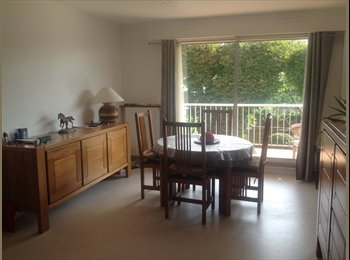 Appartager FR - Loue chambre meublée dans résidence tout confort - Le Havre, Le Havre - 500 € /Mois