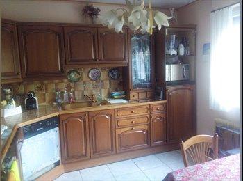 Appartager FR - A 5 mn de Belfort - Maison Individuelle au Calme tout Confort - Belfort, Belfort - 90 € /Mois