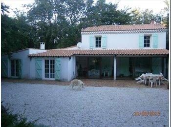 Appartager FR - Grande maison en campagne - Béziers, Béziers - 500 € /Mois