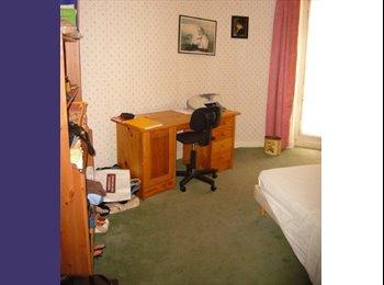 Chambre appartement de charme