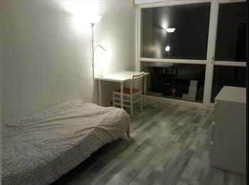 Chambres meublé en colocation tres bien desservi