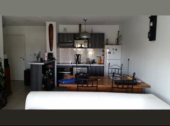 Appartager FR - T3 dans une résidence calme et neuve - Béziers, Béziers - 335 € /Mois