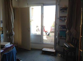 Appartager FR - chambre pour couple(ou pas!) dans coloc de 4 à jean jaurès 600euros - Wilson, Toulouse - 600 € /Mois