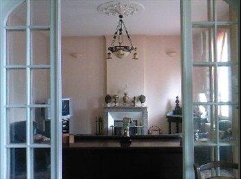 Appartager FR - Cette propriété du XVIII siècle sur un parc arboré de un hectare et 4 hectares de prés et de bois. L - St Jean - Belcier - Carle Vernet - Albert 1er, Bordeaux - 350 € /Mois