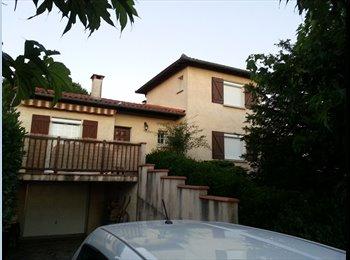 Appartager FR - Colocation à 15mn Nord Ouest de Blagnac - Blagnac, Toulouse - 400 € /Mois