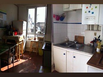Appartager FR - F2 de 40m² à 5min université (rue bonvoisin) - Le Havre, Le Havre - 420 € /Mois