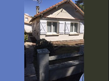 Appartager FR - Cherche une ou un coloc simpa  - Saint-Brevin-les-Pins, Saint-Brevin-les-Pins - 200 € /Mois