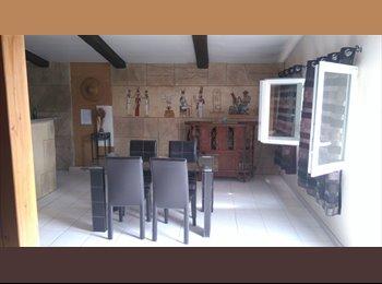 Appartager FR - 2 appartement séparés dans villa propiétaire avec piscine - Pia, Pia - 580 € /Mois
