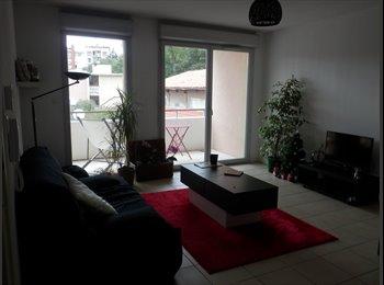Appartager FR - Colocation étudiante Saint Michel T3 meublé - Busca - St Michel - Ramier, Toulouse - 400 € /Mois