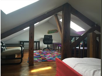 Appartager FR - Location chambre meublée tout confort dans grande maison de ville - Périgueux, Périgueux - 300 € /Mois
