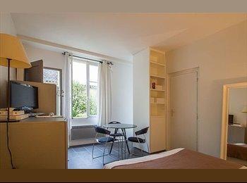 Appartager FR - APPARTEMENT MEUBLÉ STUDIO RUE MOUFFETARD - 5ème Arrondissement, Paris - Ile De France - 500 € /Mois