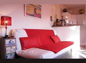 Appartager FR - Charmant studio meublé indépendant - 2ème Arrondissement, Paris - Ile De France - 450 € /Mois