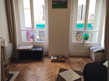 Appartager FR - Chambre en colocation de 2  / Pigalle-Abbesses - 18ème Arrondissement, Paris - Ile De France - 720 € /Mois