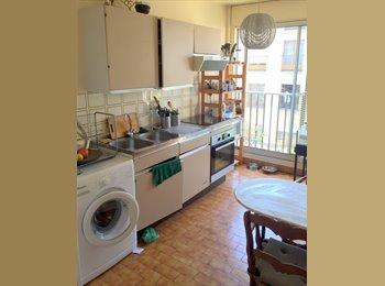 Appartager FR - Chambre lumineuse et calme dans appartement aux gobelins - 13ème Arrondissement, Paris - Ile De France - 700 € /Mois