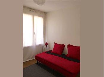 Appartager FR - Chambre à louer  - 7ème Arrondissement, Lyon - 420 € /Mois