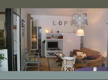 Appartager FR - Appartement  3 pièce(s) 2 chambre(s) meublé à Paris 15ème - 15ème Arrondissement, Paris - Ile De France - 550 € /Mois