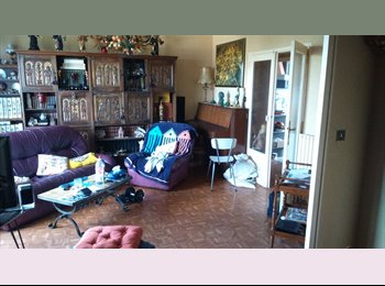 Appartager FR - Grand Appartement à Partager - Caudéran, Bordeaux - 500 € /Mois