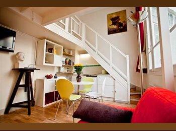 Appartager FR - Studio 22 m² boulevard du Montparnasse Paris 75006  - 6ème Arrondissement, Paris - Ile De France - 650 € /Mois
