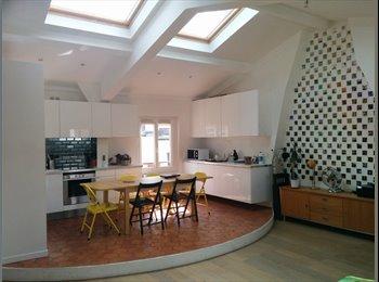 Appartager FR - Colocation dans magnifique appartement du 18ème - 18ème Arrondissement, Paris - Ile De France - 850 € /Mois