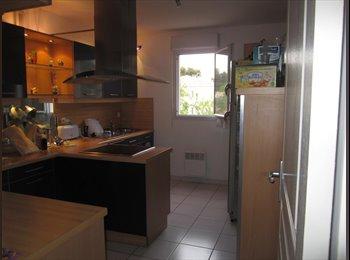Appartager FR - LOUE 1 CHAMBRE DANS T4 EN COLOC AVEC 2 AUTRES PERSONNES, Aix-en-Provence - 490 € /Mois