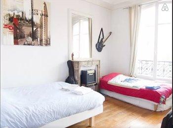 Appartager FR - Montparnasse - 55M2 - 1 Chambre dispo - 15ème Arrondissement, Paris - Ile De France - 820 € /Mois