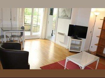 Appartager FR - Beau Studio meublé-32m² sur Bordeaux avec internet WIFI - Capucins - Victoire - St Michel - Ste Croix, Bordeaux - 450 € /Mois
