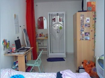 Appartager FR - Colocation Nice Centre, Nice - 500 € /Mois