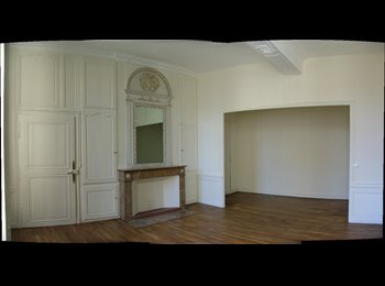 Appartager FR - ANGERS HYPERCENTRE, appt 95 m² 2 chambres + garage - Angers, Angers - 1 100 € /Mois