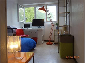 Appartager FR - chambre à louer chez moi - Aix-en-Provence, Aix-en-Provence - 500 € /Mois